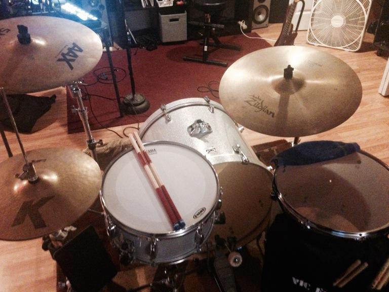 My Drum Setup